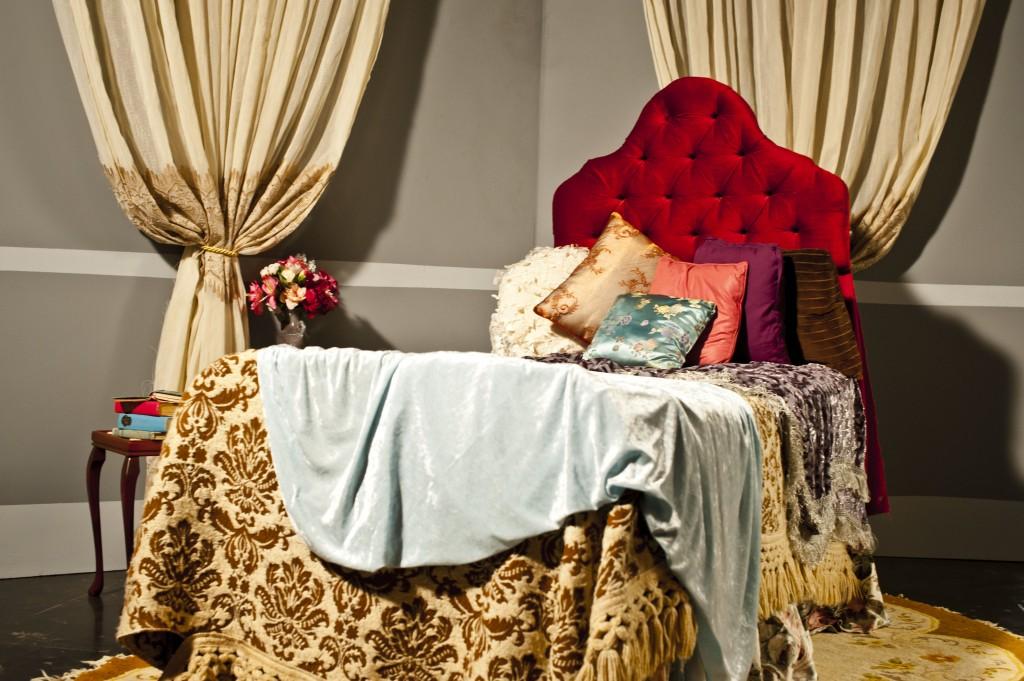 Decrepit Lulu's Bedroom