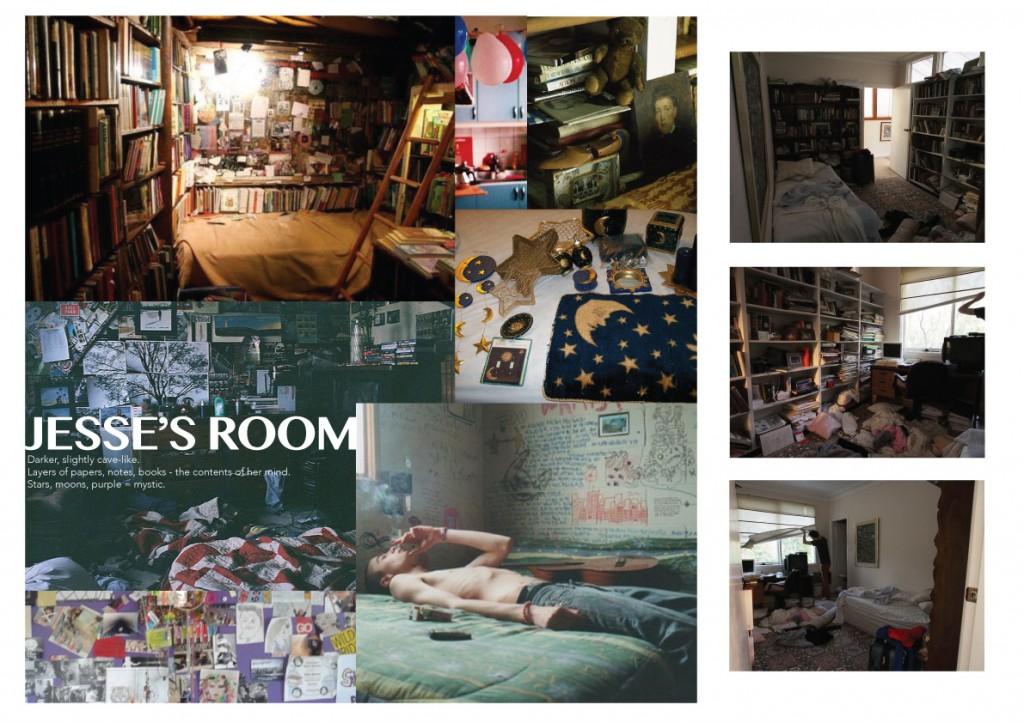 Jesse's room